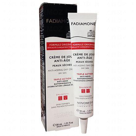 FADIAMONE crema anti-invecchiamento della pelle secca..